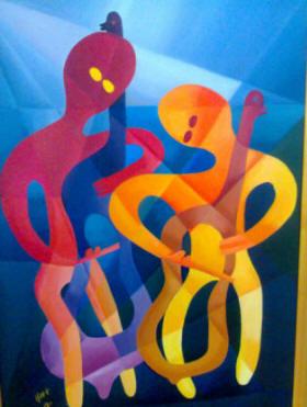 Art - Asal Rahmani